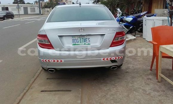 Acheter Occasion Voiture Mercedes‒Benz C-Class Gris à Adawlato au Togo
