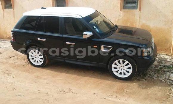Acheter Occasions Voiture Land Rover Range Rover Noir à Adawlato au Togo
