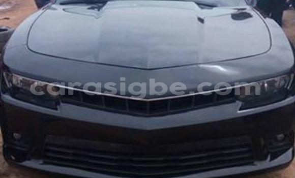 Acheter Occasion Voiture Chevrolet Camaro Noir à Adawlato, Togo