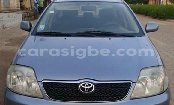 Acheter Occasion Voiture Toyota Corolla Autre à Adawlato au Togo