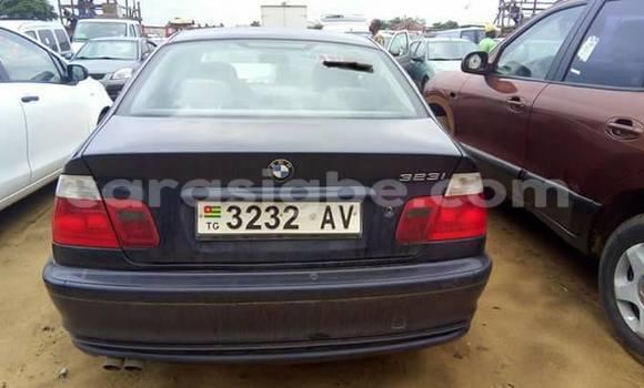 Acheter Occasion Voiture BMW 3–Series Bleu à Adawlato, Togo