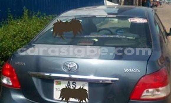 Acheter Occasion Voiture Toyota Yaris Noir à Adawlato, Togo
