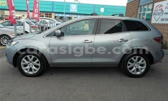 Acheter Occasion Voiture Mazda CX-7 Gris à Adawlato au Togo