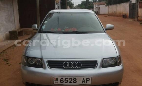 Acheter Occasion Voiture Audi A3 Gris à Lomé au Togo