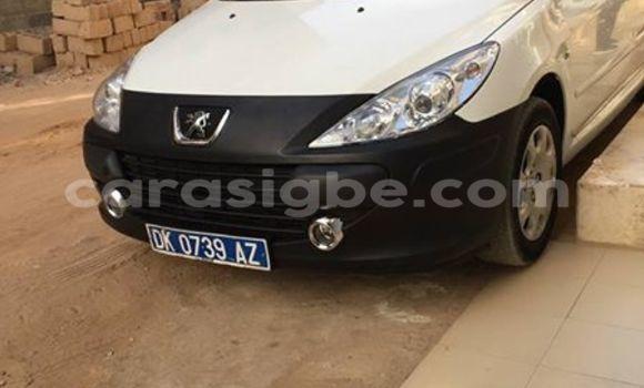 Acheter Occasion Voiture Peugeot 307 Blanc à Adawlato au Togo