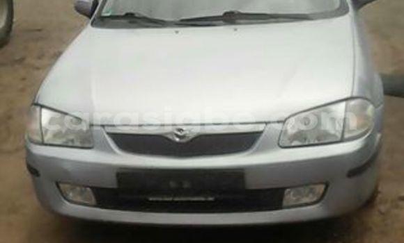 Acheter Occasion Voiture Mazda 323 Gris à Adawlato au Togo