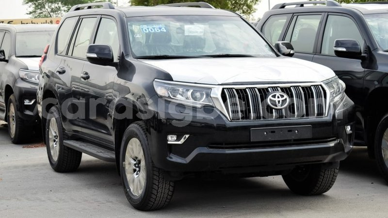 Big with watermark toyota prado togo import dubai 4546
