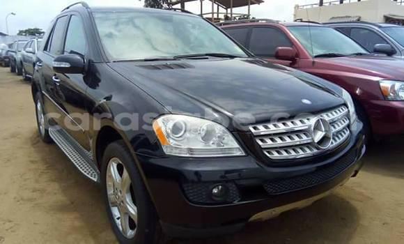 Acheter Occasion Voiture Mercedes‒Benz ML-Class Noir à Adawlato au Togo