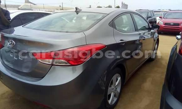 Acheter Occasion Voiture Hyundai Elantra Gris à Adawlato, Togo