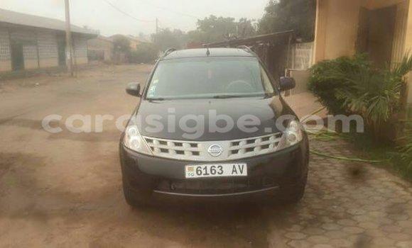 Acheter Occasions Voiture Nissan Murano Noir à Adawlato au Togo