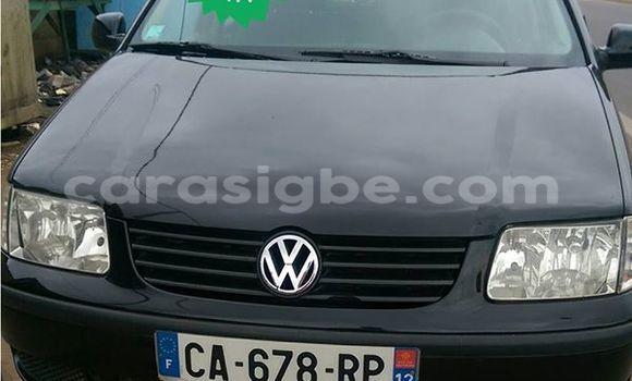 Acheter Occasion Voiture Volkswagen Polo Noir à Adawlato, Togo
