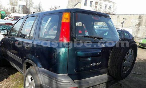 Acheter Occasion Voiture Honda CR–V Vert à Adawlato, Togo