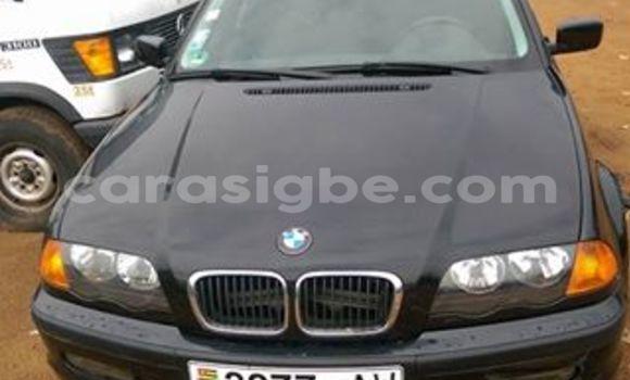 Acheter Occasion Voiture BMW 3–Series Noir à Adawlato, Togo