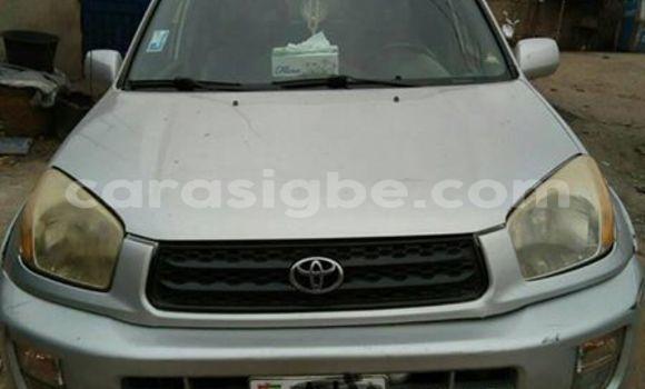 Acheter Occasion Voiture Toyota RAV4 Gris à Adawlato, Togo