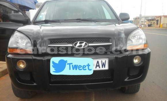 Acheter Occasion Voiture Hyundai Tucson Noir à Tokoin au Togo