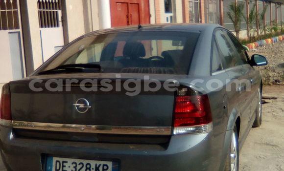 Acheter Occasion Voiture Opel Vectra Gris à Lomé au Togo
