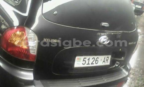 Acheter Occasion Voiture Hyundai Santa Fe Noir à Adawlato, Togo