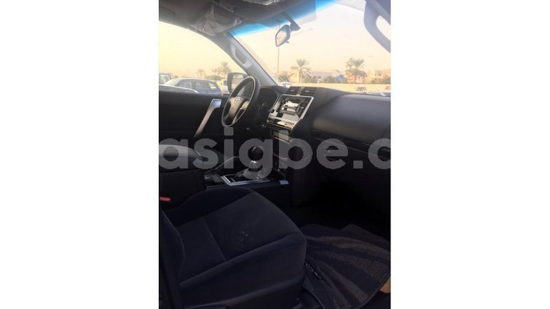 Big with watermark toyota prado togo import dubai 4763