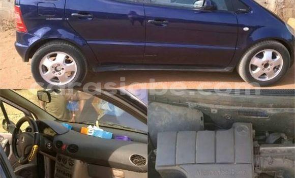 Acheter Occasion Voiture Mercedes‒Benz A–Class Bleu à Adawlato, Togo