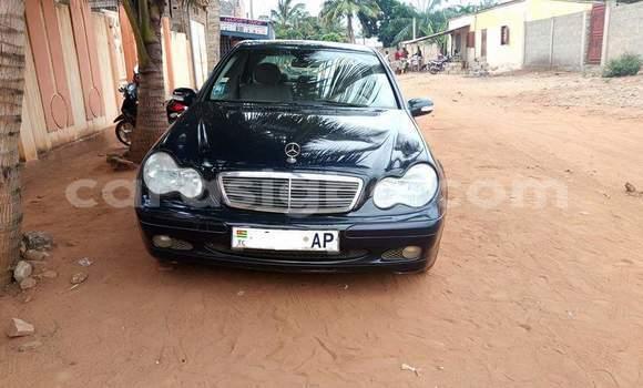 Acheter Occasion Voiture Mercedes‒Benz KOMPRESSOR Noir à Lomé au Togo
