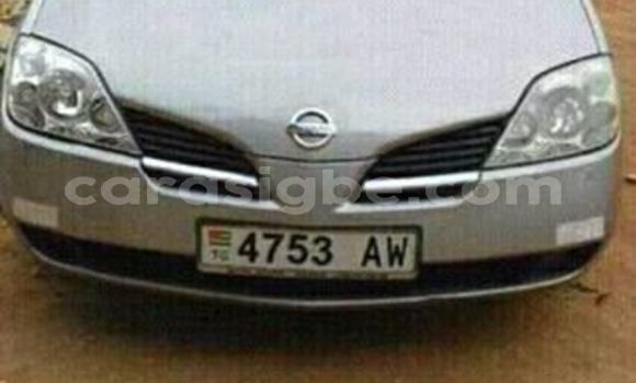 Acheter Occasion Voiture Nissan Primera Gris à Adawlato au Togo