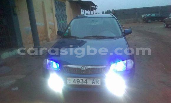 Acheter Occasion Voiture Mazda 323 Bleu à Adawlato au Togo