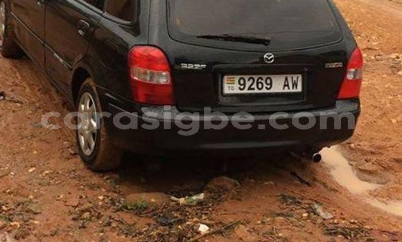 Acheter Occasion Voiture Mazda 323 Noir à Adawlato, Togo