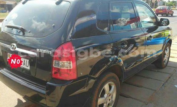 Acheter Occasion Voiture Hyundai Tucson Noir à Adawlato, Togo