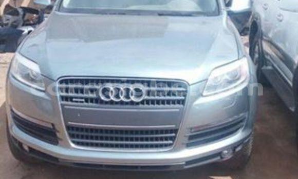 Acheter Occasion Voiture Audi Q5 Gris à Adawlato, Togo