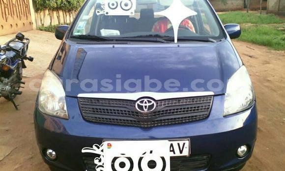 Acheter Occasion Voiture Toyota Corolla Bleu à Lomé au Togo