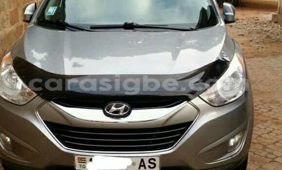Acheter Neuf Voiture Hyundai Tucson Beige à Lomé au Togo