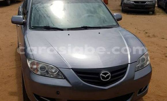 Acheter Occasion Voiture Mazda Mazda 3 Noir à Lomé au Togo
