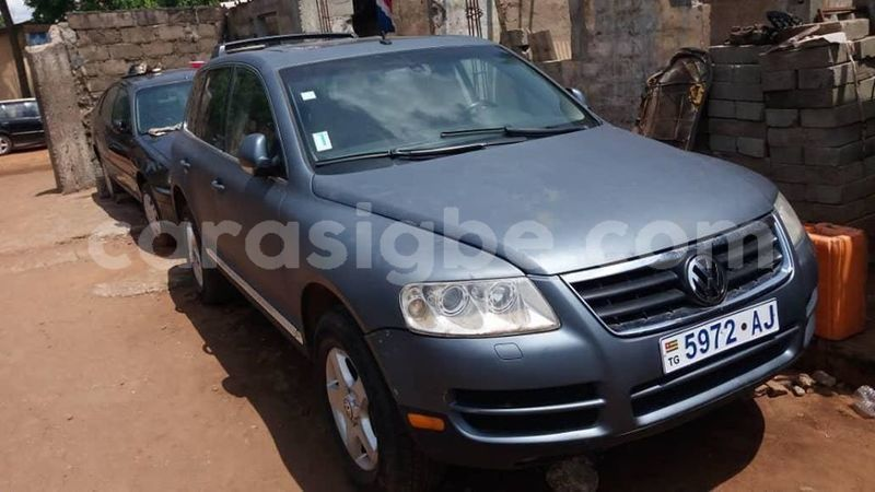 Big with watermark volkswagen touareg togo lome 5131
