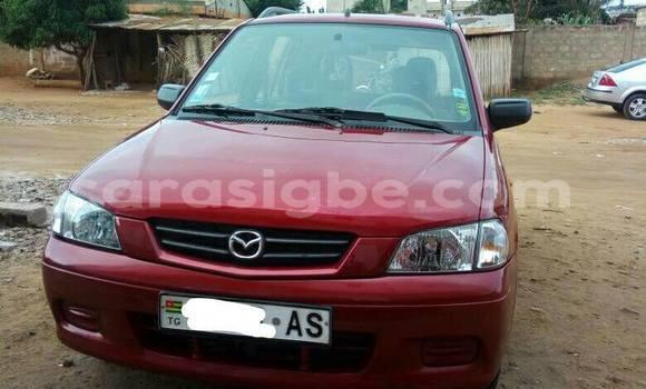 Acheter Occasion Voiture Mazda Demio Rouge à Lomé au Togo