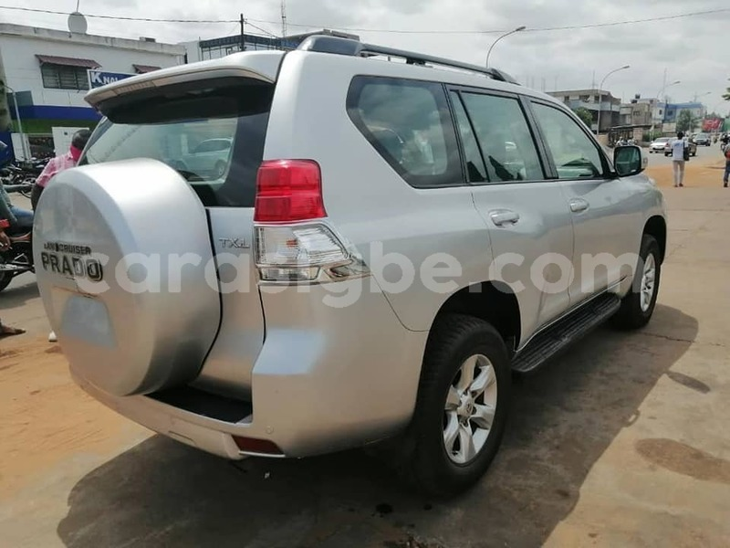 Big with watermark toyota land cruiser prado togo lome 5210