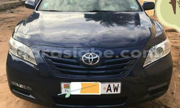 Acheter Occasion Voiture Toyota Camry Bleu à Lomé au Togo