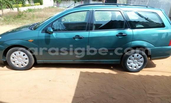Acheter Occasion Voiture Ford Focus Vert à Lomé au Togo
