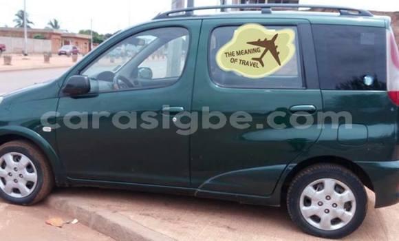Acheter Occasion Voiture Toyota Yaris Noir à Lomé au Togo