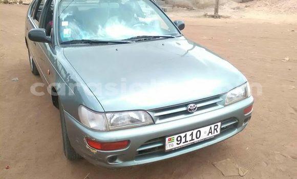 Acheter Occasion Voiture Toyota Corolla Gris à Adawlato, Togo