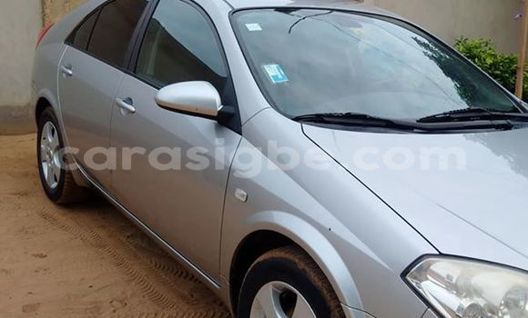 Acheter Occasion Voiture Nissan Primera Gris à Adawlato, Togo