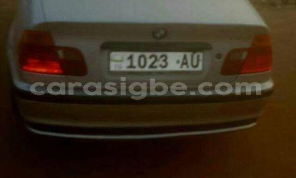 Acheter Occasion Voiture BMW 3–Series Gris à Adawlato, Togo