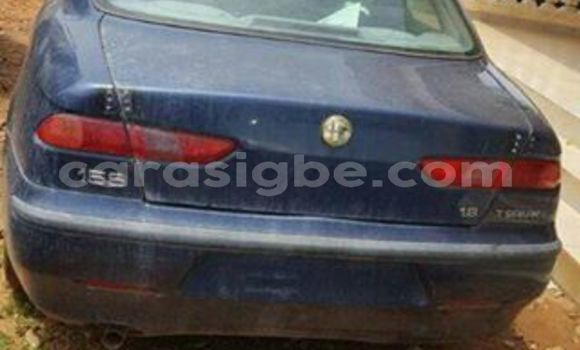 Acheter Occasion Voiture Alfa Romeo 156 Bleu à Adawlato, Togo