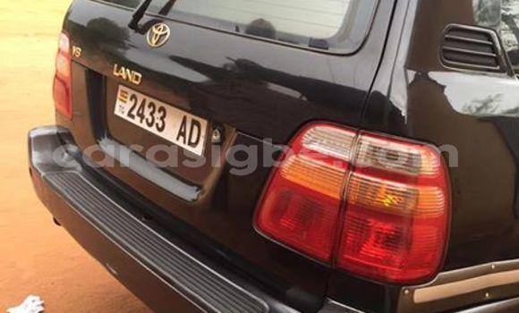 Acheter Occasion Voiture Toyota Land Cruiser Noir à Adawlato au Togo