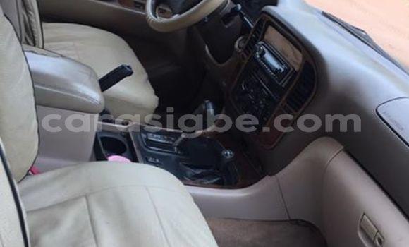 Acheter Occasion Voiture Toyota Land Cruiser Noir à Adawlato, Togo
