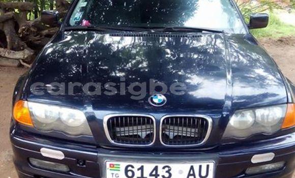 Acheter Occasion Voiture BMW 3-Series Bleu à Adawlato au Togo