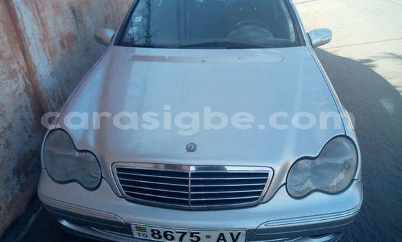 Acheter Occasions Voiture Mercedes‒Benz C–Class Gris à Adawlato au Togo