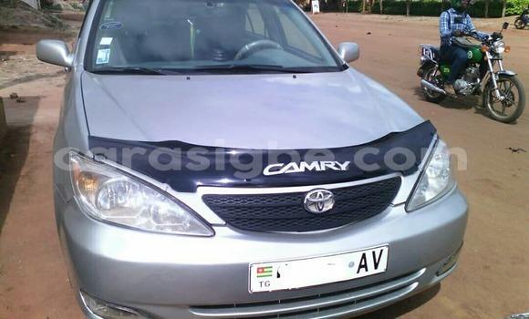 Acheter Occasion Voiture Toyota Camry Gris à Lomé au Togo