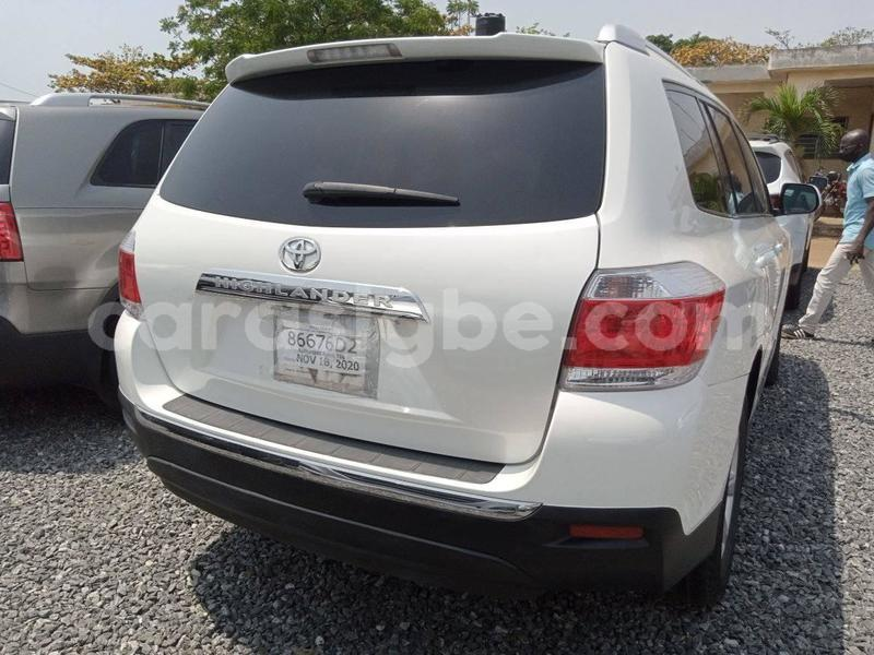 Big with watermark toyota highlander togo lome 5745