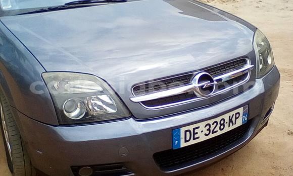 Acheter Occasion Voiture Opel Vectra Gris à Lomé, Togo