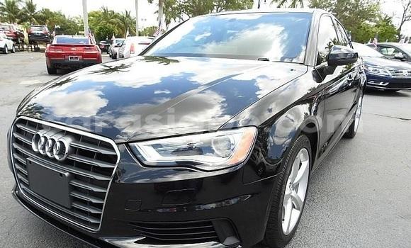 Acheter Occasion Voiture Audi A3 Noir à Adawlato au Togo